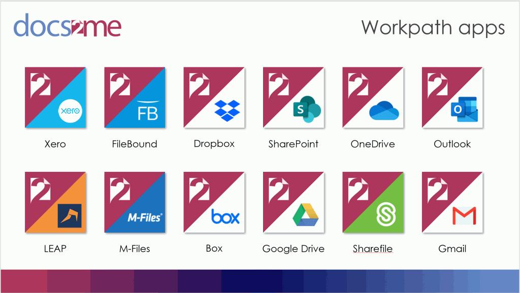 HP Workpath Apps